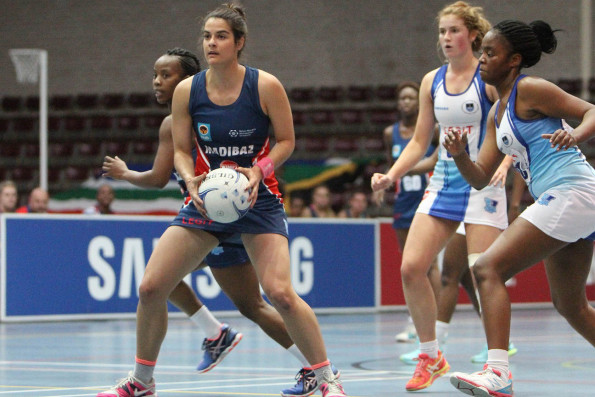 Mione Marais will captain the SPAR NMMU Madibaz netball team when they aim to secure a spot in the 2015 Varsity Netball semi-finals on Monday night. Photo: Supplied