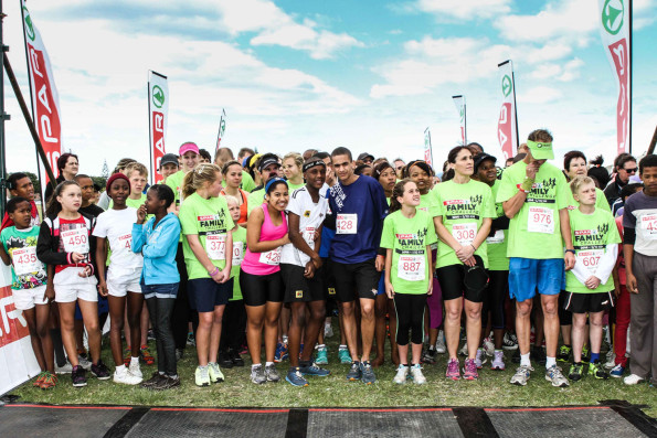 East London athletes can look forward to the second running of the SPAR Family Challenge from the Beaconhurst Sports Grounds on Saturday, October 10. Photo: Dean Venish