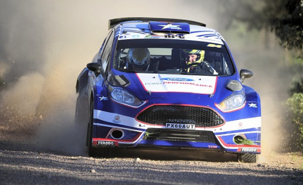 Mark Cronje and Gerhard Snyman: back in the championship race. Picture: Eric Buijs