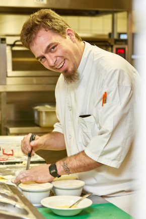 Shaun Bruce (SunSquare Cape Town executive chef)