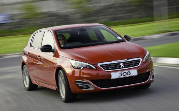 The Peugeot 308 1.2 PureTech GT Line: an attractive looking car