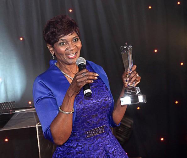 Nomsa Mazibuko - 2015 winner