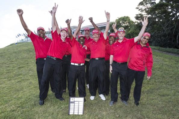 2015 B-Section winners Eastern Province