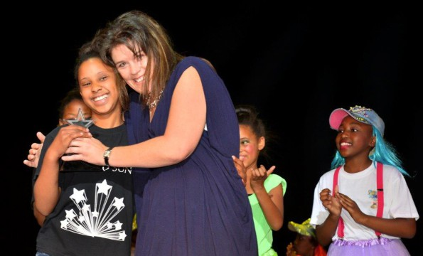 Shanda Paine Academic Award to Jae-Lynn Hill from Dowling Primary
