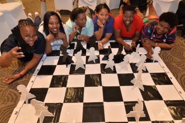 Winning team Dumezweni Primary