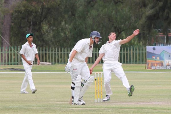 JC Nel from Oakdale was included in the SWD U/19 team