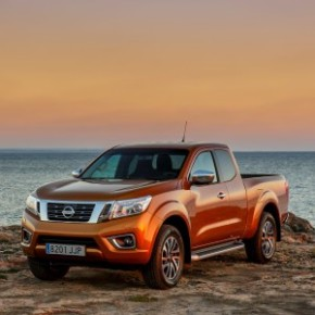 The all-new Nissan NP300 Navara: rigorous testing process. Picture: Motorpress