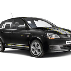 The Volkswagen Polo Vivo: special edition. Picture: Motorpress
