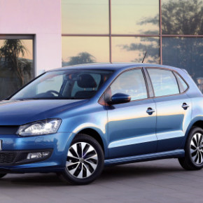 New Polo BlueMotion:    PIcture: Motorpress