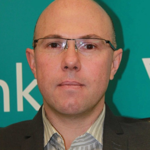 Rudolph Mahoney: head of communication at Wesbank. Picture: Motorpress