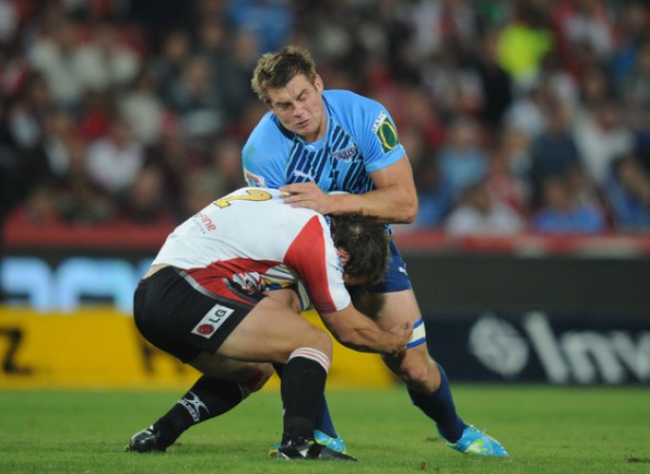 Stander was a major prospect in South Africa