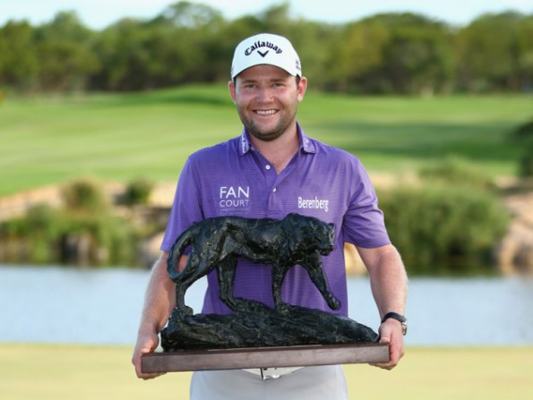 Branden Grace defends Alfred Dunhill Championship.  Credit: Getty Images