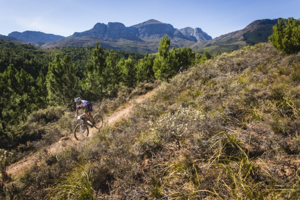 The second annual Bestmed Paarl MTB Classic, presented by the City of Drakenstein and ASG, rolls out on November 22. Photo: Ewald Sadie