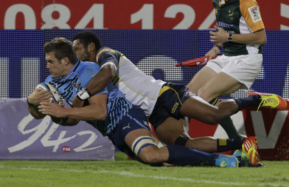 Stander scored four Super Rugby tries in 2012