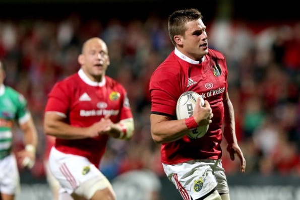 Stander has been in excellent form for Munster over the last year