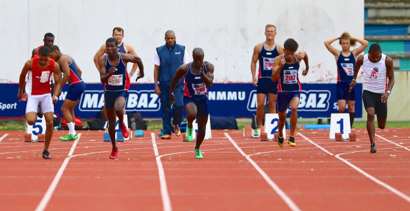 World class sprinting coaches will be among a host of athletics professionals when Madibaz Athletics presents an athletics coaching clinic at Technical High School Daniel Pienaar on 6-8 January. Photo: Supplied