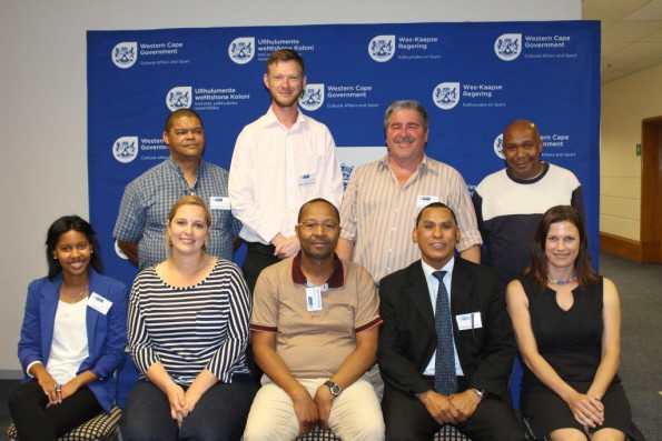 The new WCLC members in the attached picture are: Back row from left to right: Johan Koopman, Andries van Niekerk, Dr Niel le Roux and Sivuyile Mazantsi. Front row from left to right: Laurian Lesch, Stephanie Lotz (Deputy Chairperson), Prof Monwabisi Ralarala (Chairperson), Willem Fransman and Isabeau Botha