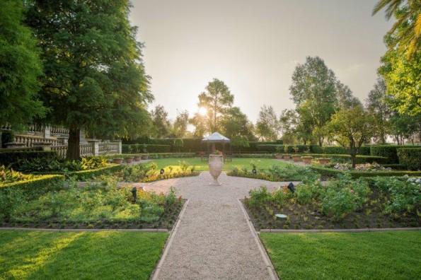 Palazzo Montecasino - green garden