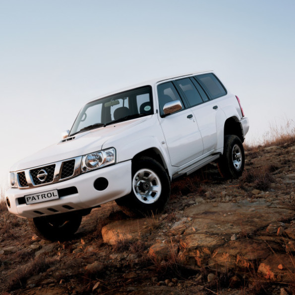 Overland favourite: The Nissan Patrol Station Wagon gets a range of creature comforts. Picture: Motorpress