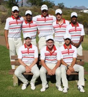 Central Gauteng at the SA U-19 Inter-Provincial at Worcester Golf Club, credit SAGA