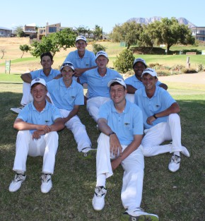 Free State at the SA U-19 Inter-Provincial at Worcester Golf Club; credit SAGA