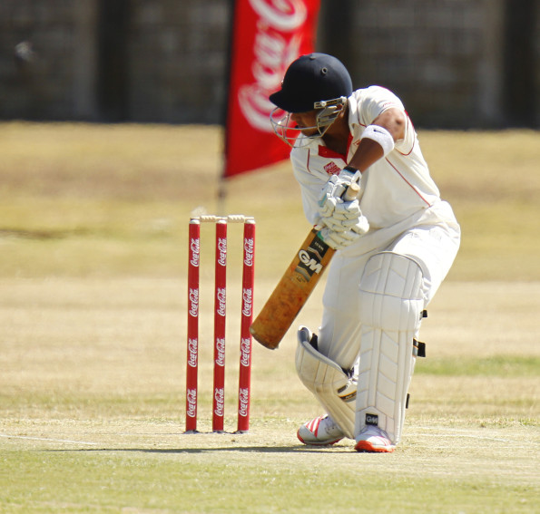 Richard Papenfus in action: Border vs SWD at Motherwell cricket ground Richard Papenfus of SWD during day 4 of the Coca-Cola Khaya Majola Week on December 19, 2015 in Port Elizabeth, South Africa. (Photo by Michael Sheehan/Gallo Images)