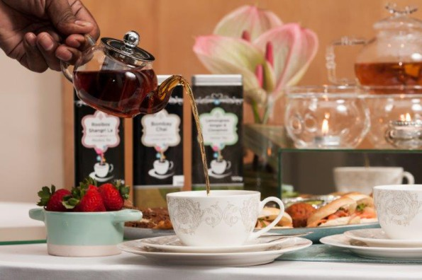 TEA TIME: Suncoast Towers Hotel's Jeera restaurant has launched a unique high tea experience infusing eastern flavours with modern twist