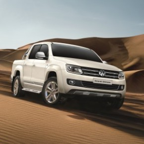 Volkswagen's Amarok Ultimate: packed with features. Picture: Motorpress