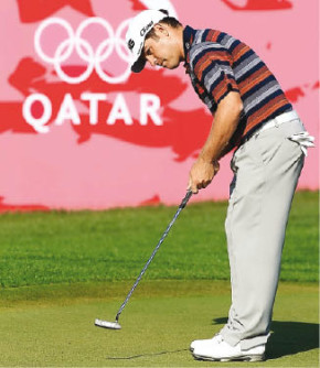 South African Louis Oosthuizen will compete for the first time since 2013 at the $2.5m Commercial Bank Qatar Masters at Doha Golf Club.