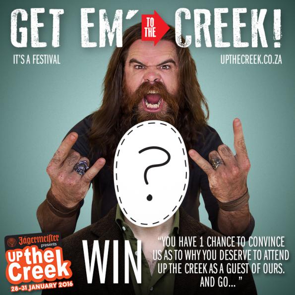 Get 'Em To The Creek