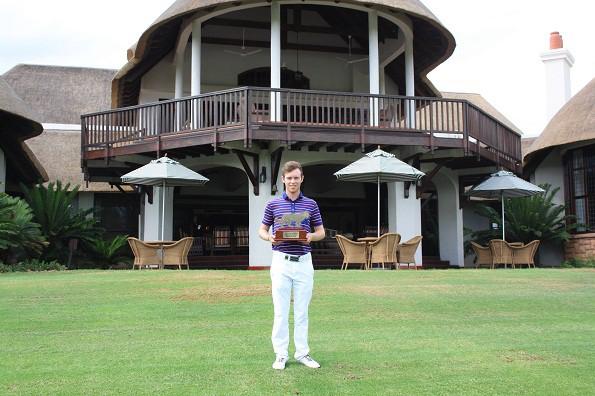 Leopard Trophy champion Marco Steyn; credit SAGA