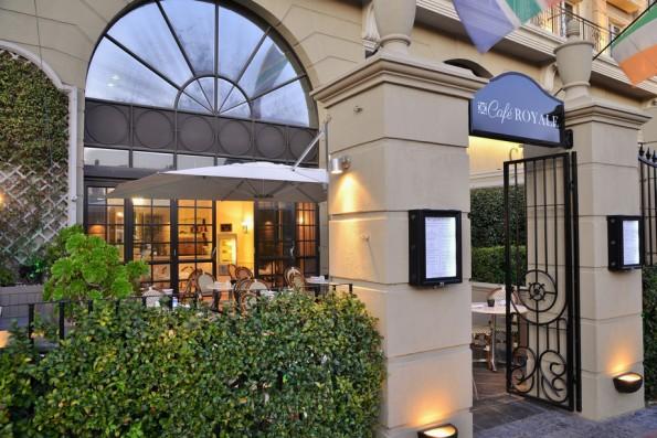 Cafe Royale patio  2
