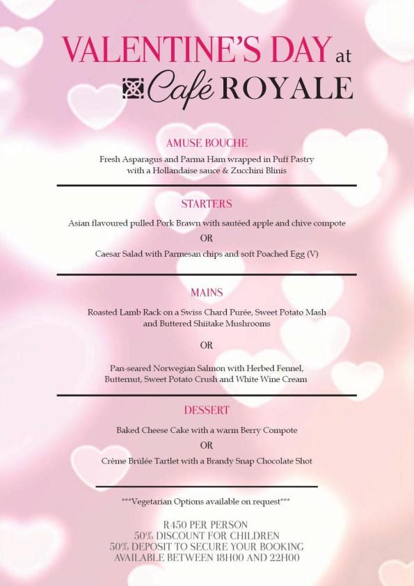 Cafe Royale_Vday Menu