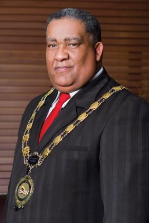 Eden District Municipality mayor Wessie vd Westhuizen