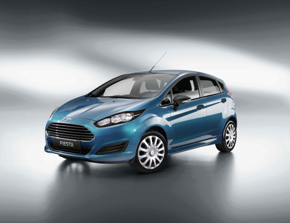 Ford's Fiesta Ambiente. Picture: Quickpic