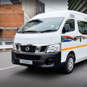 The Impendulo: Nissan's taxi sales on an upward trajectory. Picture: Motorpress