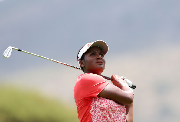 Nobuhle Dlamini; credit Sunshine Ladies Tour