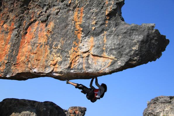 Cederberg Bouldering - Pics by Tony Lourens