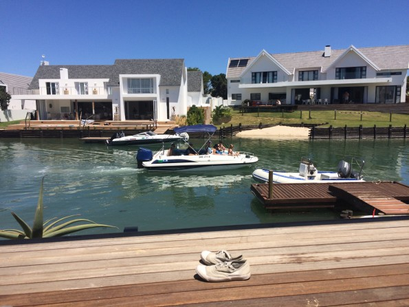 St Francis Bay, life on the canals