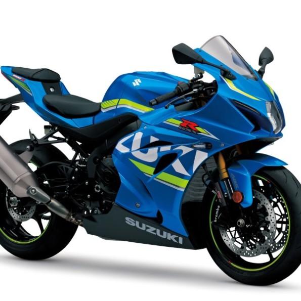 The GSX- R1000