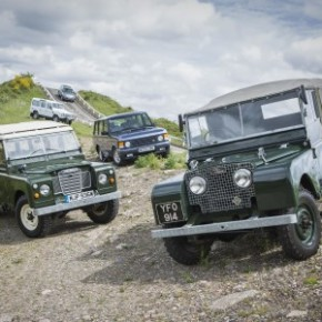 Land Rover: an icon in the motoring field. Picture: Jaguar Land Rover: Motorpress