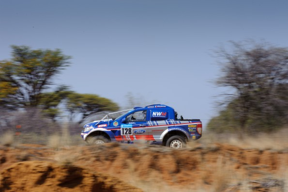 Neil Woolridge team will be at the start in Vryburg. Picture: Quickpic