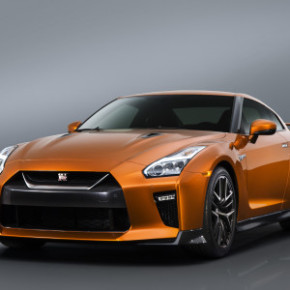 Nissan's new 2017 GT-R: significant changes since the car was launched in 2007. Picture: Motorpress