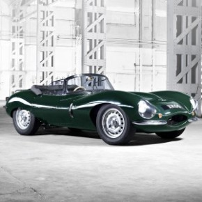 A collector's item: the stunning Jaguar XKSS. Picture: Jaguar/Motorpress