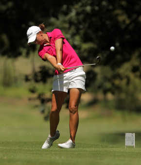 Bertine Strauss; credit Sunshine Ladies Tour