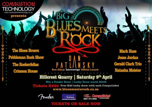 BluesMeetsRock poster