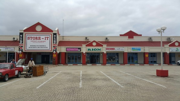 Jeffreys Bay retail property sold on auction