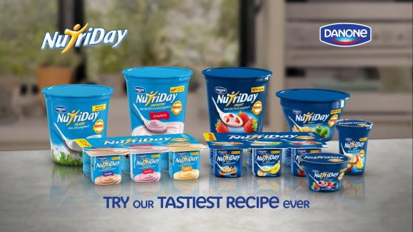 NutriDay TVC End Title