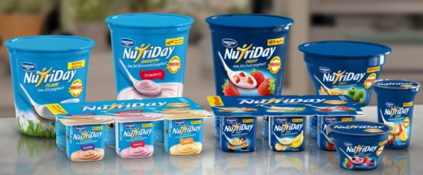 Danone claims Product of the Year 2016 in two categories