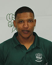 Otneill Baartman from South Western Districts will represent the Cape Cobras at CSA Franchise Academies tournament this week